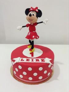Tarta personalizada cumpleaños, con crema de chocolate y chocolate blanco