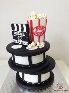 tarta especial cinema