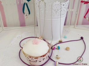 cupcake dulce para bautizo