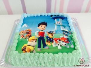 comprar tarta barata cumple personalizada dibujos