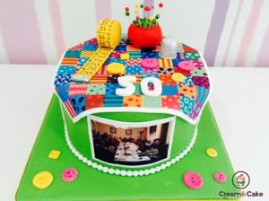 comprar tarta aniversario para mama