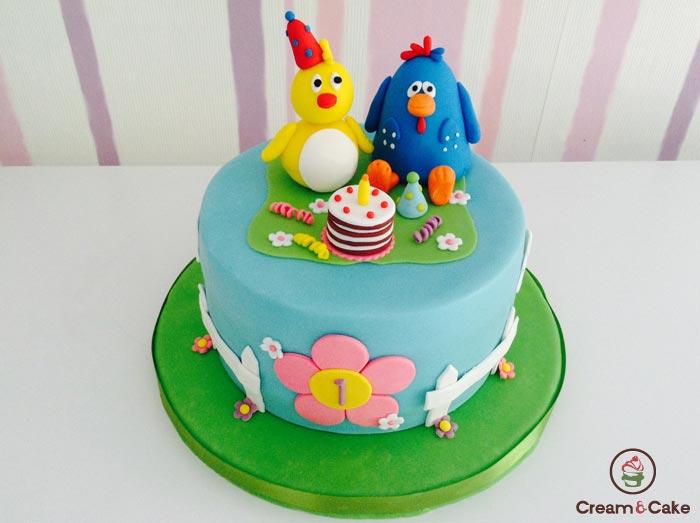 Tartas Infantil Especiales Decoradas Para Celebraciones