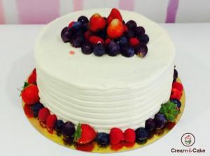comprar pastel tarta layer cake de frutas