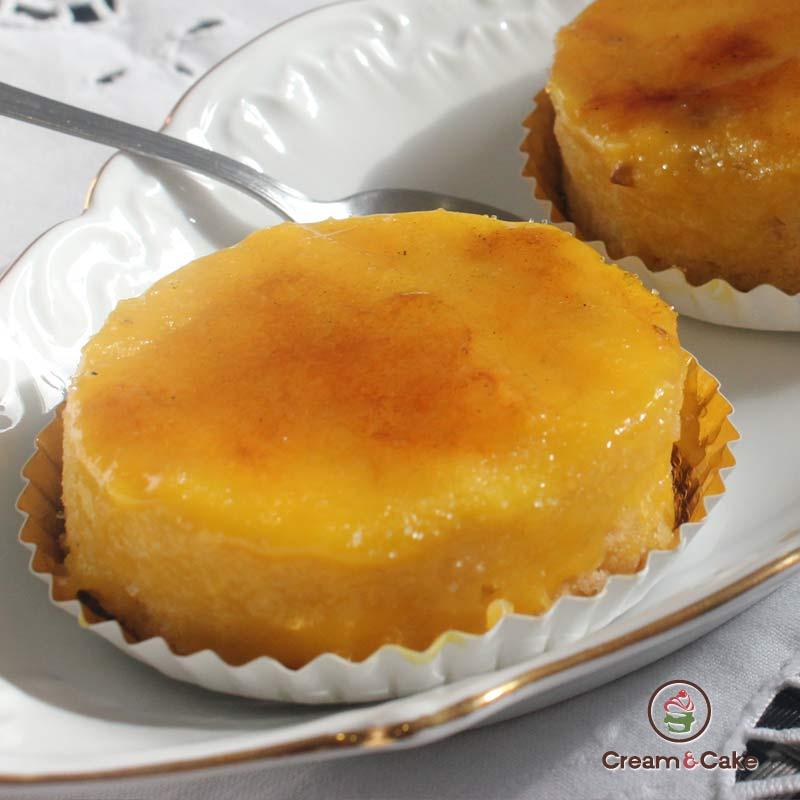 PASTEL CREMOSO DE YEMA TOSTADA, comprar en cream and cake